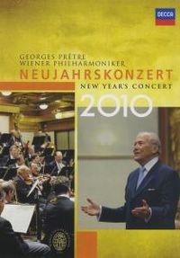Cover Wiener Philharmoniker / Georges Prètre - Neujahrskonzert 2010 [DVD]